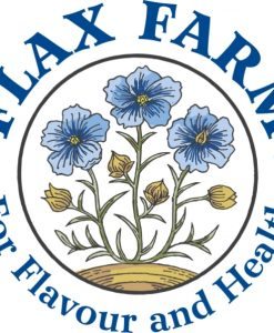 Flax Farm produces linseed for flavour and health
