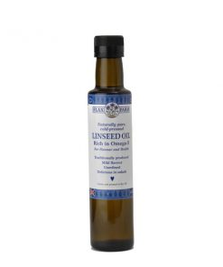 Cold-pressed linseed flax oil 250ml