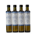 Cold-pressed linseed flax oil 4 x 500ml