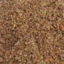 Ground bronze linseed (flax)