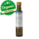 Cold-pressed organic linseed oil