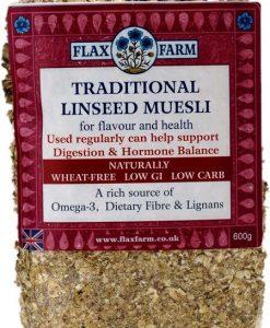 Traditional Linseed Muesli