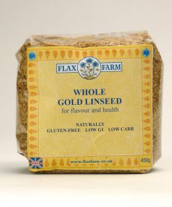 Whole-gold-linseed