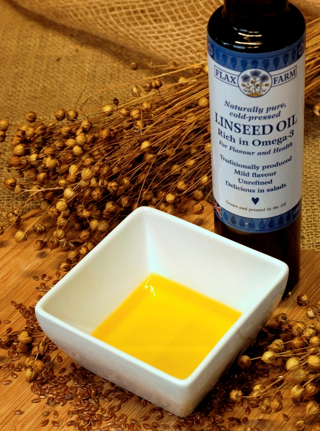 linseed oil uk
