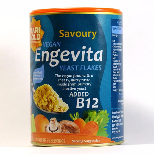 What is nutritional yeast uk