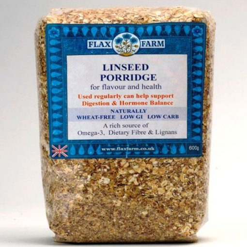 Linseed porridge