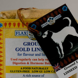 Linseed for Dogs and horses