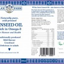 oil label info