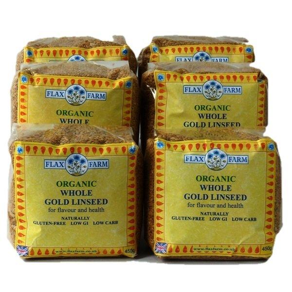 Organic Ground Linseed