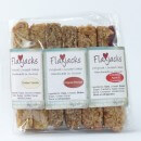 Traditional Flaxjacks pack of 6 - delicious healthy flapjacks made with linseed