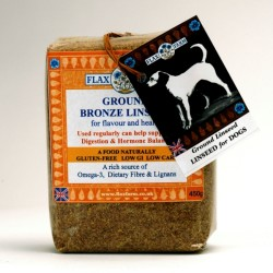Bronze Linseed for dogs
