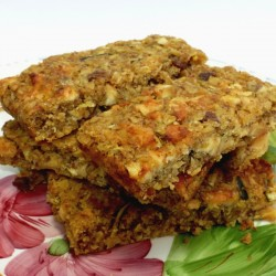 Courgette and apple cake flaxjack, sugar-free, gluten-free, dairy-free, saturated fat free; full of good stuff and amazingly delious