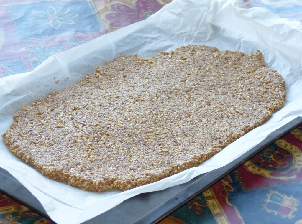 Linseed Pizza base