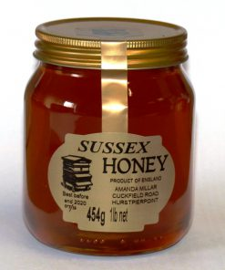 Raw Sussex Honey