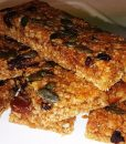 Mince pie Flaxjacks