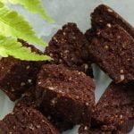 Chocolate sugar-free fudge