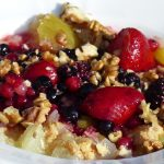 Gluten-free, paleo, sugar-free. grain-free porridge with flac