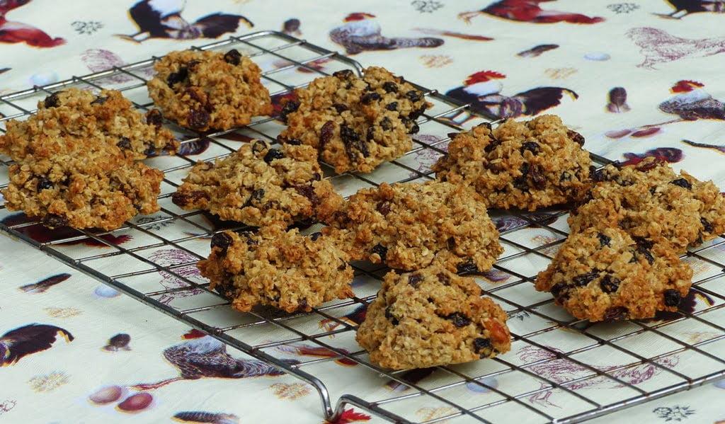 Rock Cake Recipe Low Sugar: Oaty Linseed Rock Cakes - Flax Farm