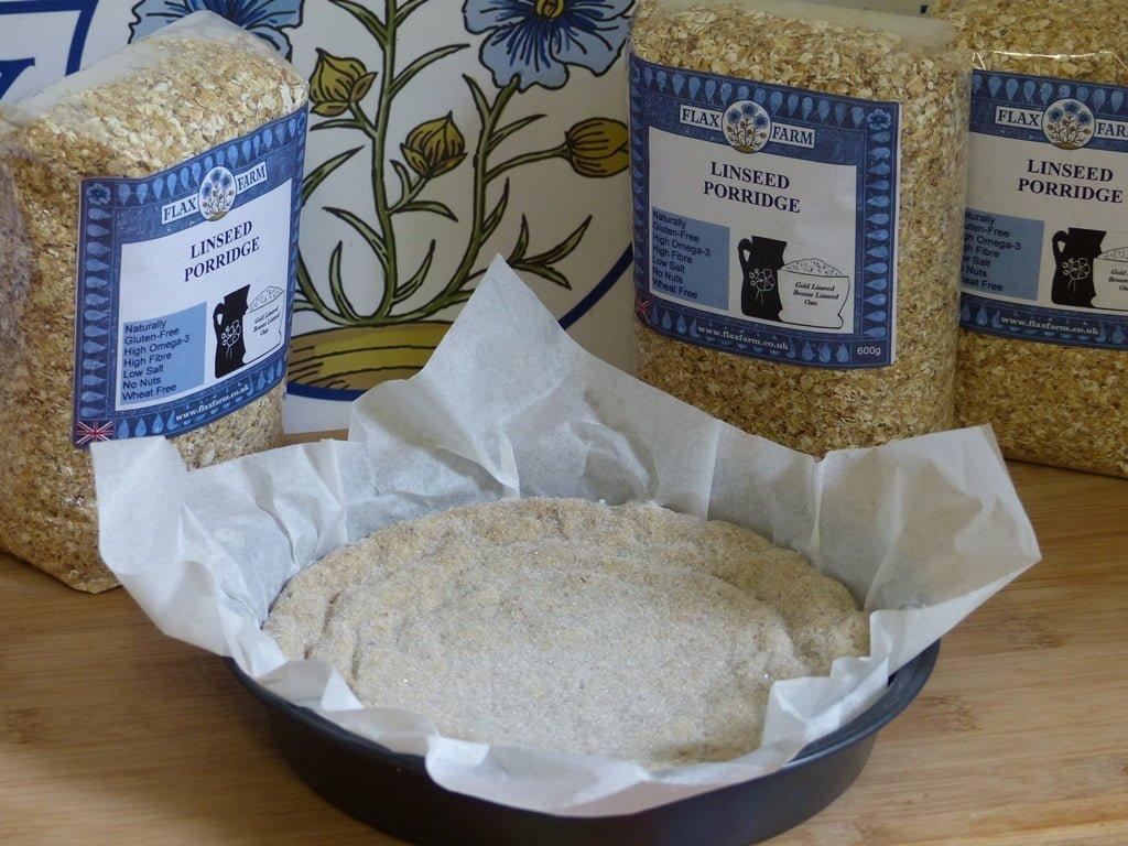 Flax Farm Linseed Porridge